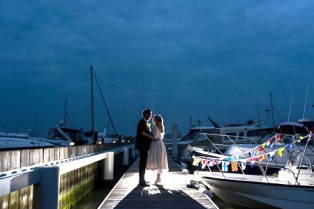 lake yard wedding poole