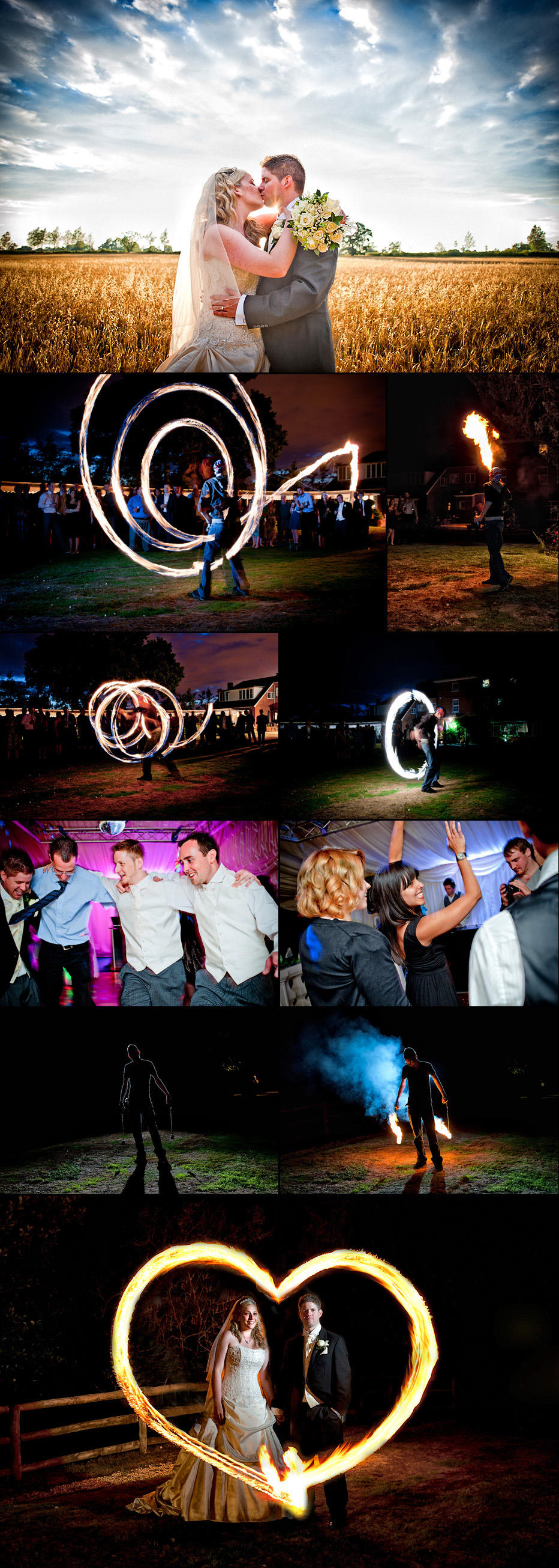 Swallowfield Wedding at The Mill House Hotel