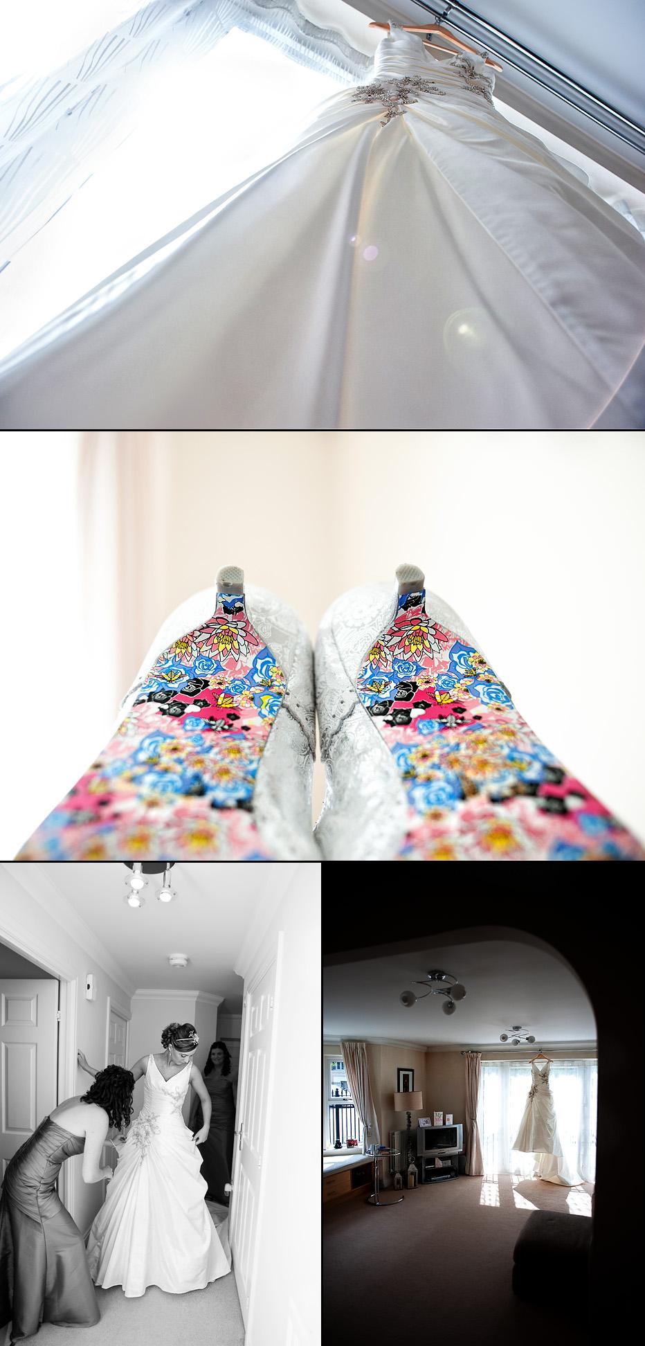 wedding shoes southampton