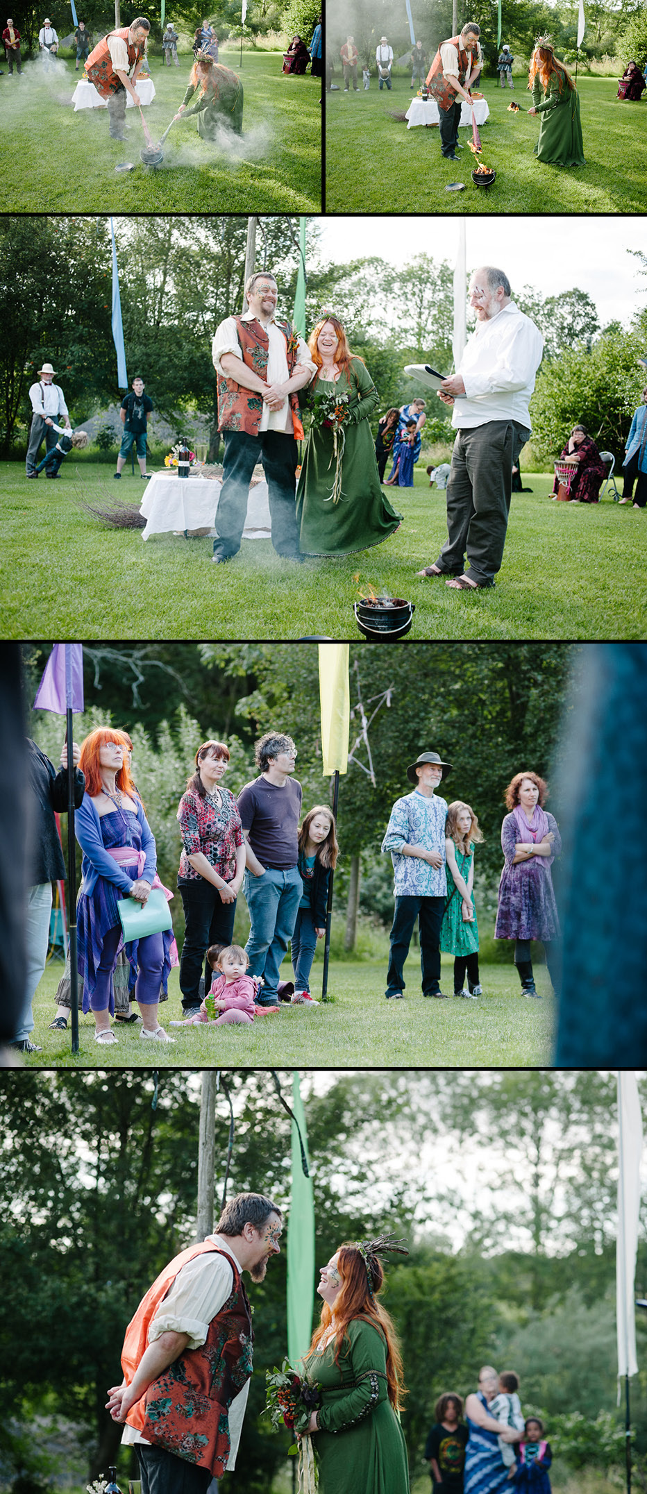 New Forest Handfasting