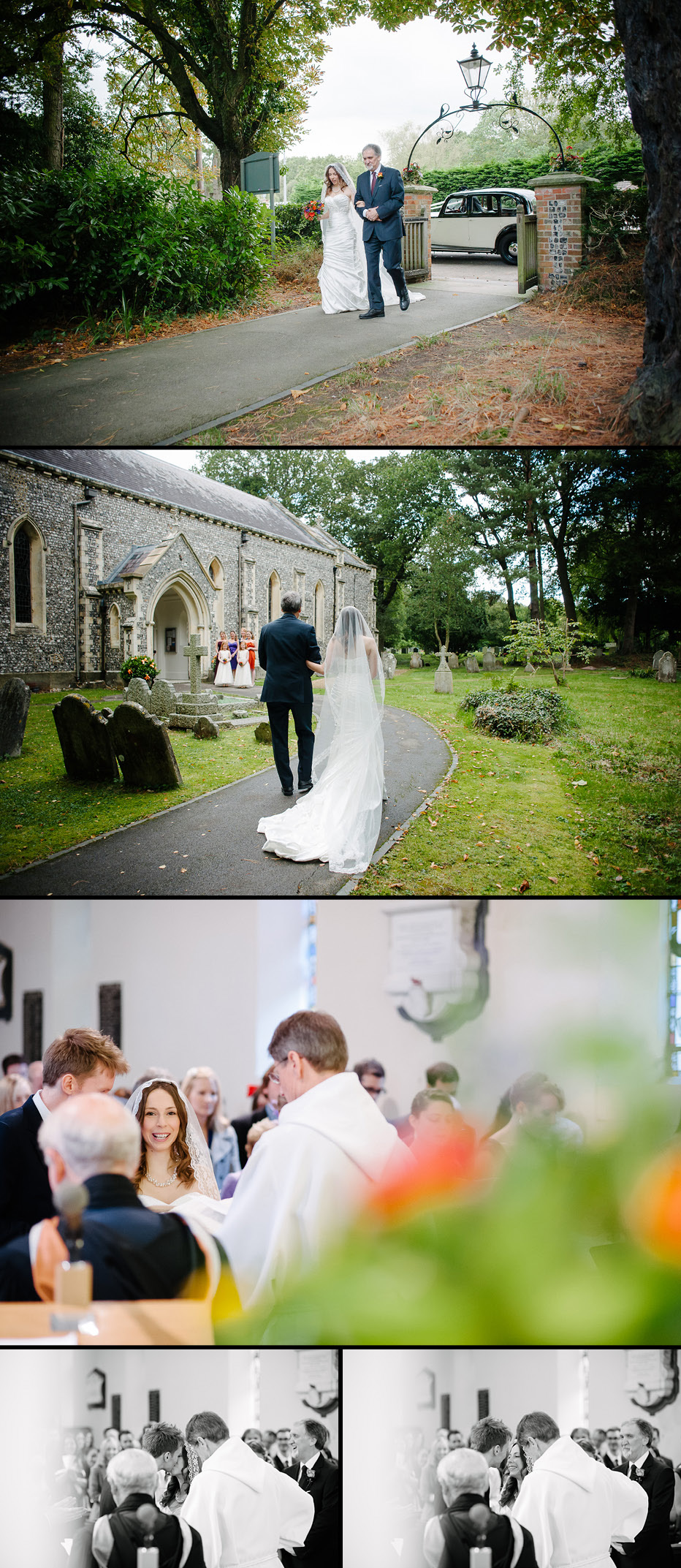 Wedding Photographer in Winchester
