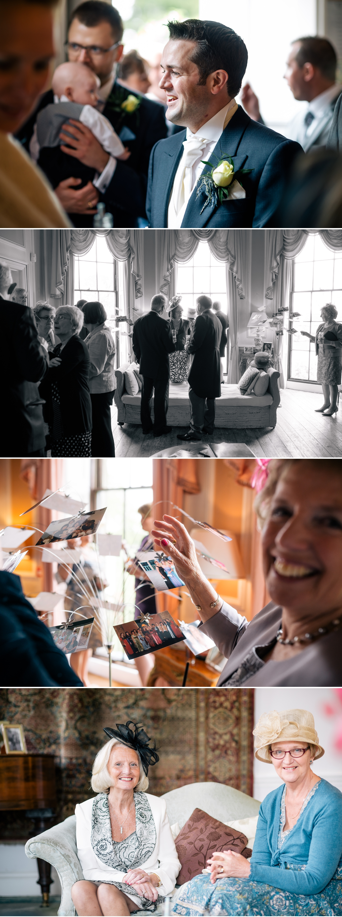 Hill Place Wedding