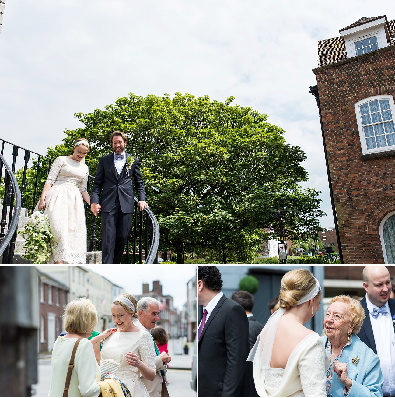 Poole Guildhall Wedding Ceremony