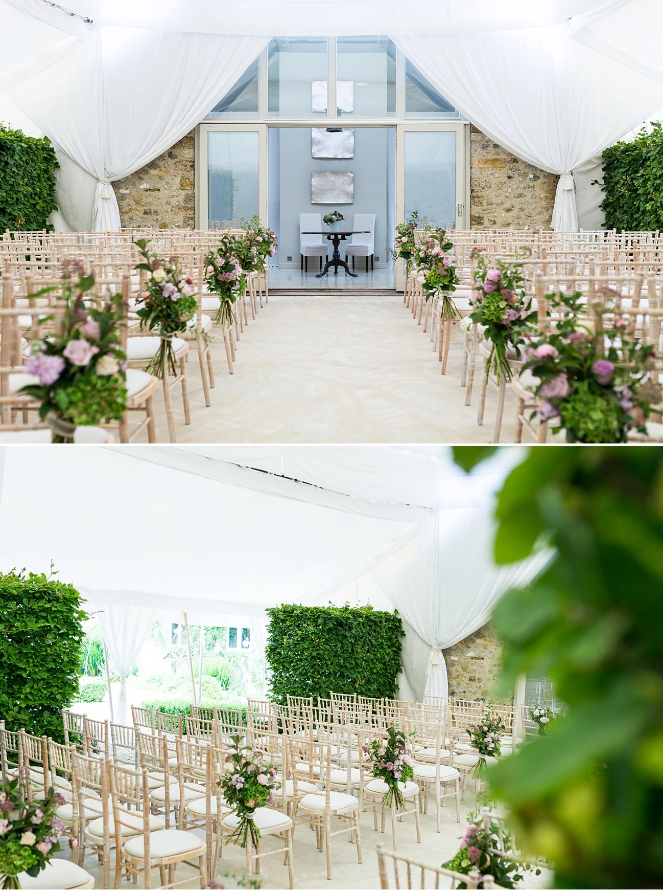 axnoller outdoor wedding